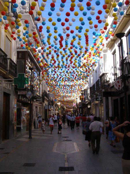 Ronda fiesta 1 450x600 - Las mejores fiestas para visitar Andalucía este verano 2018