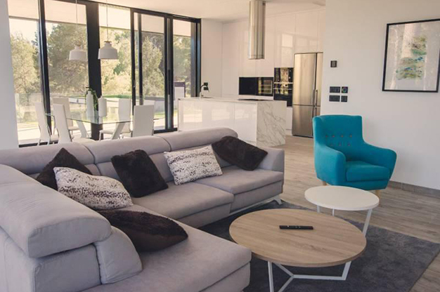 SALON ALICANTE 1 - Llénate de energía cada día en esta casa en el campo en Alicante