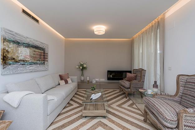 SALON BENEHAVIS - Vive rodeado de espacios verdes con este apartamento de lujo en Málaga