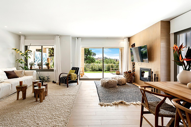 SALON COMEDOR 15 - Disfruta de la naturaleza y el mar en esta villa de lujo en Benalmádena (Málaga)
