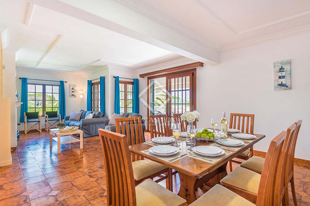 SALON MENORCA - Vivir en el paraíso es posible con esta casa de lujo en Menorca