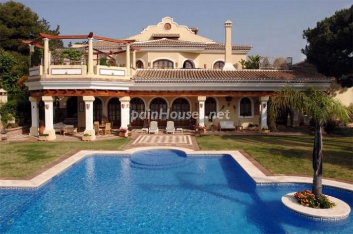 Fantastica villa de lujo en San Pedro (Málaga)