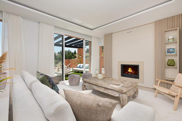 TECHOS MARBELLA - Este apartamento en venta en Marbella es el hogar perfecto para vivir en un entorno natural único y ser feliz