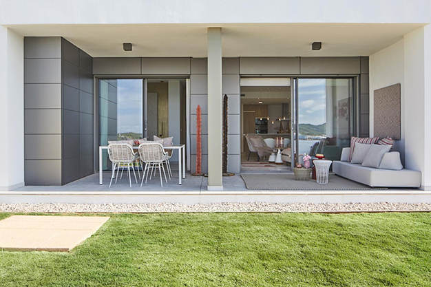 TERRAZA IBIZA  - Si buscas vistas al mar, este apartamento de lujo en Ibiza te va a encantar