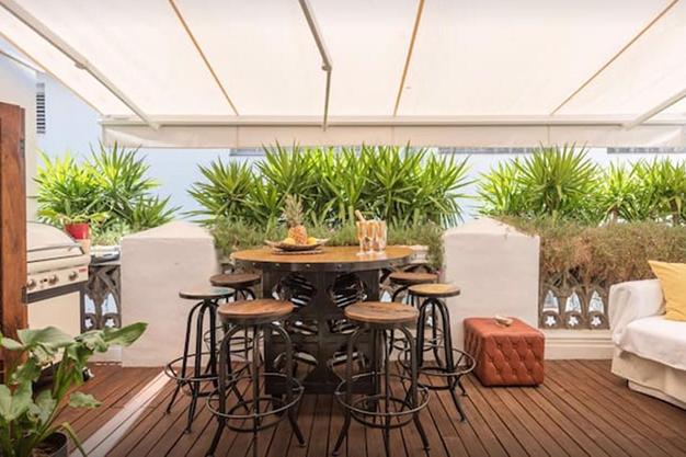 TERRAZA MALAGA - Descubre este ático en el centro de Málaga con terraza independiente
