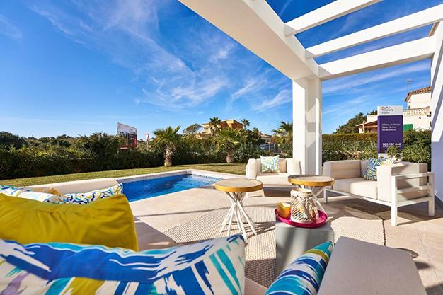 TERRAZA MALLORCA - Personaliza tu nuevo hogar: Villas de lujo en Mallorca de nueva construcción