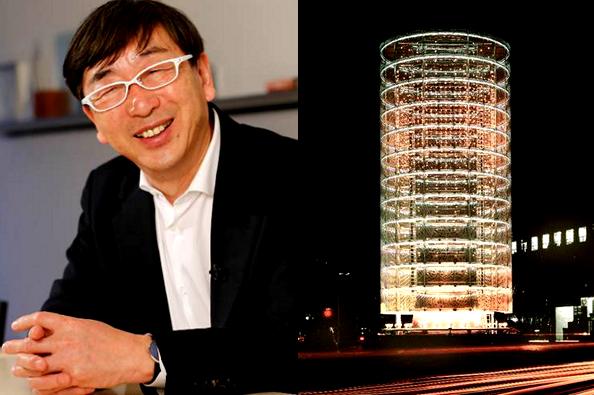 Toyo Ito y La Torre de los Vientos en Yokohama