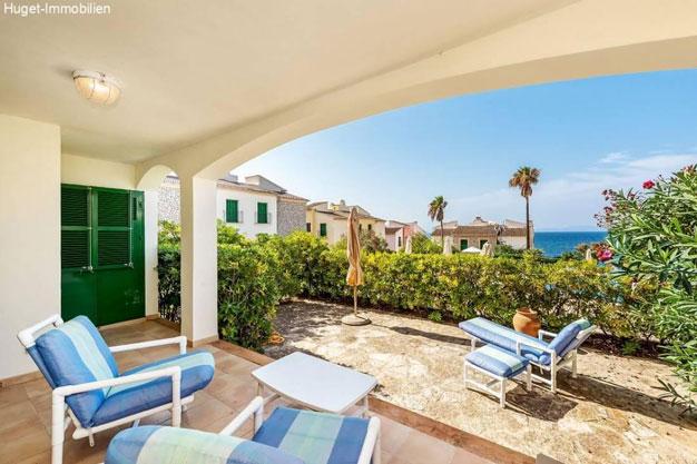 Tranquilidad islena en este precioso apartamento frente al mar en Mallorca - Tranquilidad isleña en este precioso apartamento frente al mar en Mallorca
