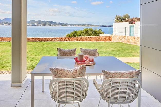 VISTAS IBIZA - Si buscas vistas al mar, este apartamento de lujo en Ibiza te va a encantar