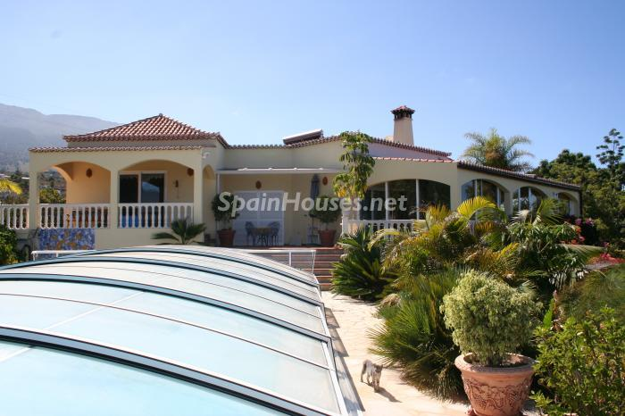 """Villa en Canarias - Fantástica villa en La Palma """"Isla Bonita"""", Canarias"""