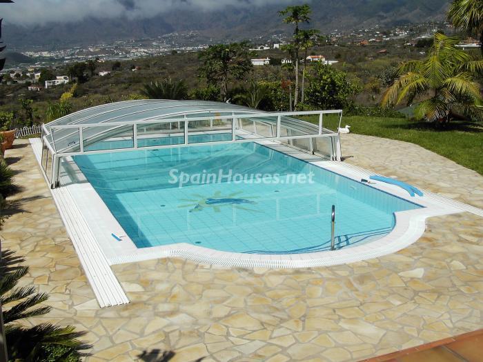 """Villa en Canarias4 - Fantástica villa en La Palma """"Isla Bonita"""", Canarias"""