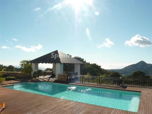 Villa en Marbella 3 - Lujo en la Costa del Sol, espectacular chalet en Marbella