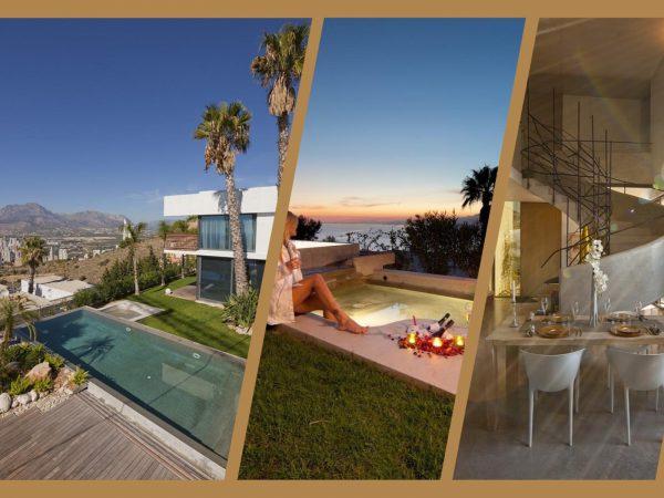 Villas de lujo vacacionales 600x450 - Vacaciones de lujo: Las villas más exclusivas para alquilar este verano