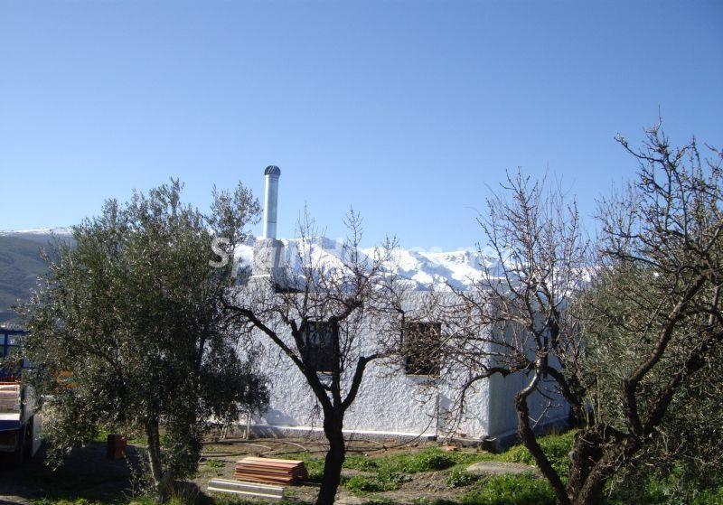 abla almeria - Nieve, piedra, madera... en 8 bonitas casas y pisos en la montaña