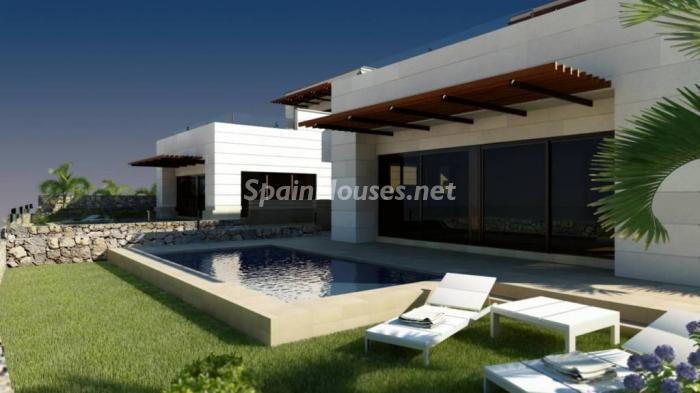 adeje tenerife2 - Arquitectura contemporánea: 16 fantásticas casas de diseño moderno para estrenar