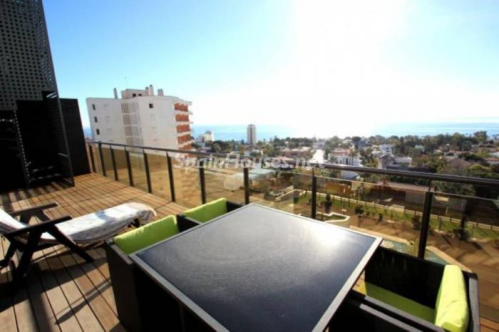 aguadulce almeria 1 - 17 espectaculares áticos con terrazas llenas de sol, luz, espacios relajantes y vistas al mar