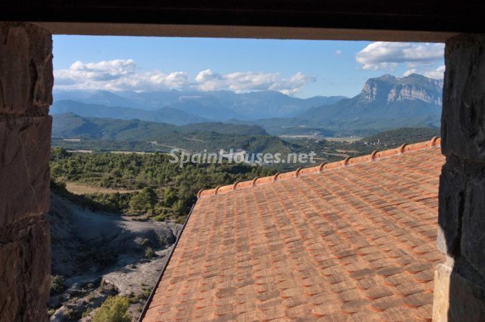 ainsasorbrarbe huesca - Otoño en 12 preciosas casas en la montaña ideales para disfrutar de la naturaleza