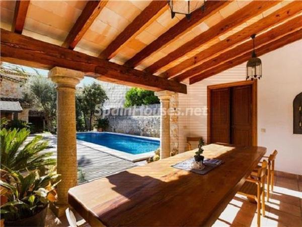 alaro baleares - 22 fantásticas casas de piedra, masías catalanas y villas mallorquinas para enamorar