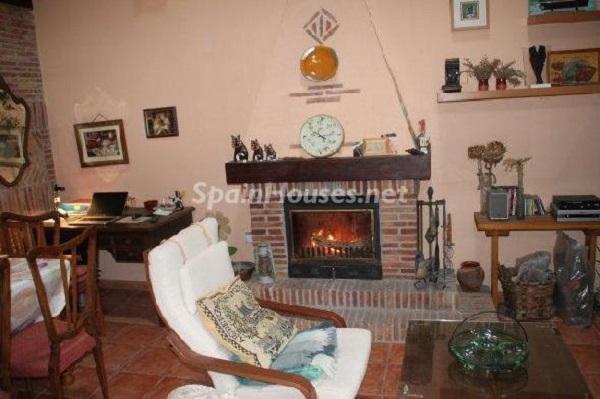 alfozdelloredo cantabria - 16 fantásticas casas con chimenea y rincones de calidez para los últimos días del invierno