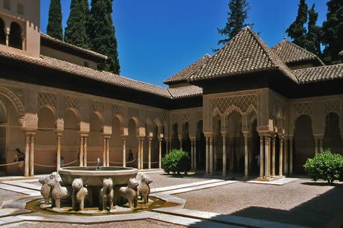 alhambra4 - La familia Obama visitará la Alhambra y el Albaicín en Granada