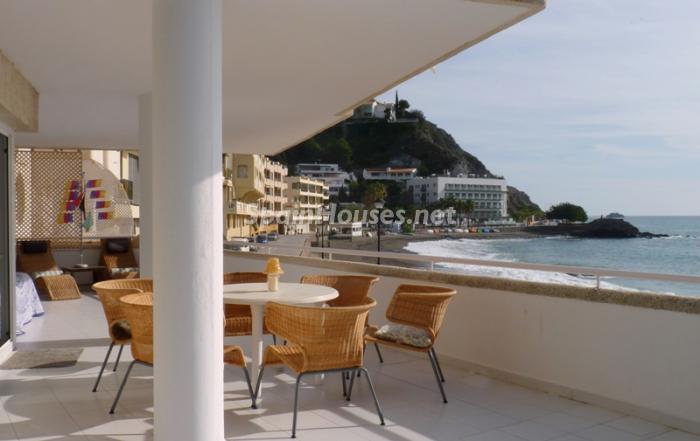 alquiler almuñecar - Sueños de verano: 14 espectaculares terrazas que miran al mar