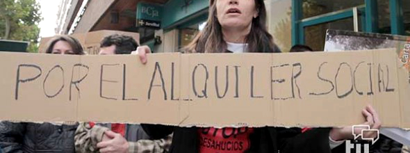 PSOE medidas para el alquiler social
