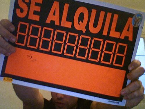 alquiler2 - Alquiler de Vivienda: 2,2 millones de pisos en alquiler, de ellos 400.000 están vacíos