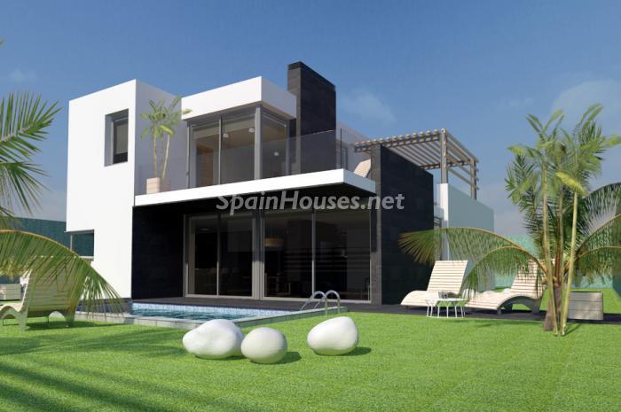 altea alicante3 - Arquitectura contemporánea: 16 fantásticas casas de diseño moderno para estrenar