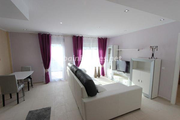 altea alicante4 - 15 bonitos pisos de un dormitorio: modernos, bien aprovechados y cerca del mar