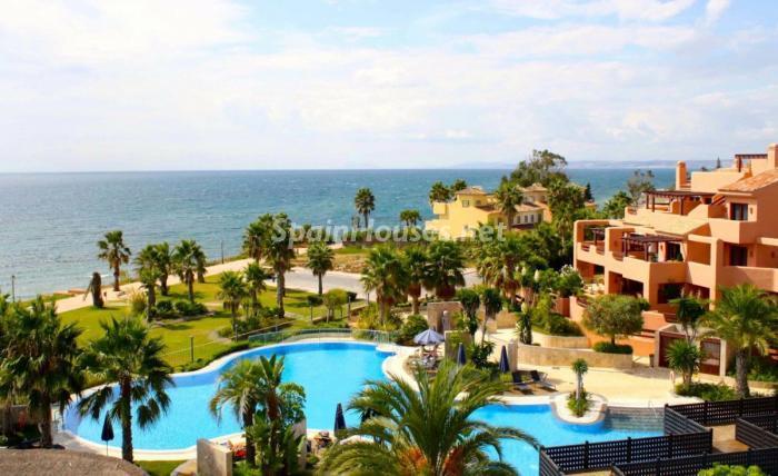 apartamentos vacaciones estepona - Mantener una 2ª vivienda de vacaciones, cuesta de media entre 1.791 y 2.270 euros anuales