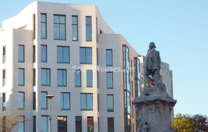 arapiles chamberi madrid - El precio de la vivienda sube un 1,4% y encadena dos trimestres al alza