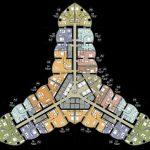armani hotel floorplan 150x150 - Burj Khalifa, el edificio más alto del mundo está inspirado en una flor