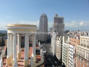 atico madrid 300x225 - Bajada de impuestos sobre el IRPF y la vivienda en Madrid para el año 2014