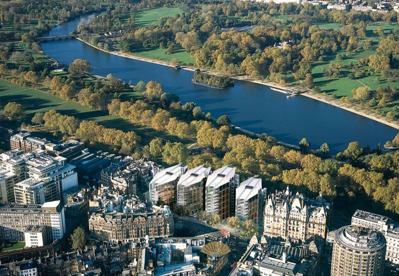 atico londres5 - Récord de venta en Reino Unido: un ático por 170 millones de euros