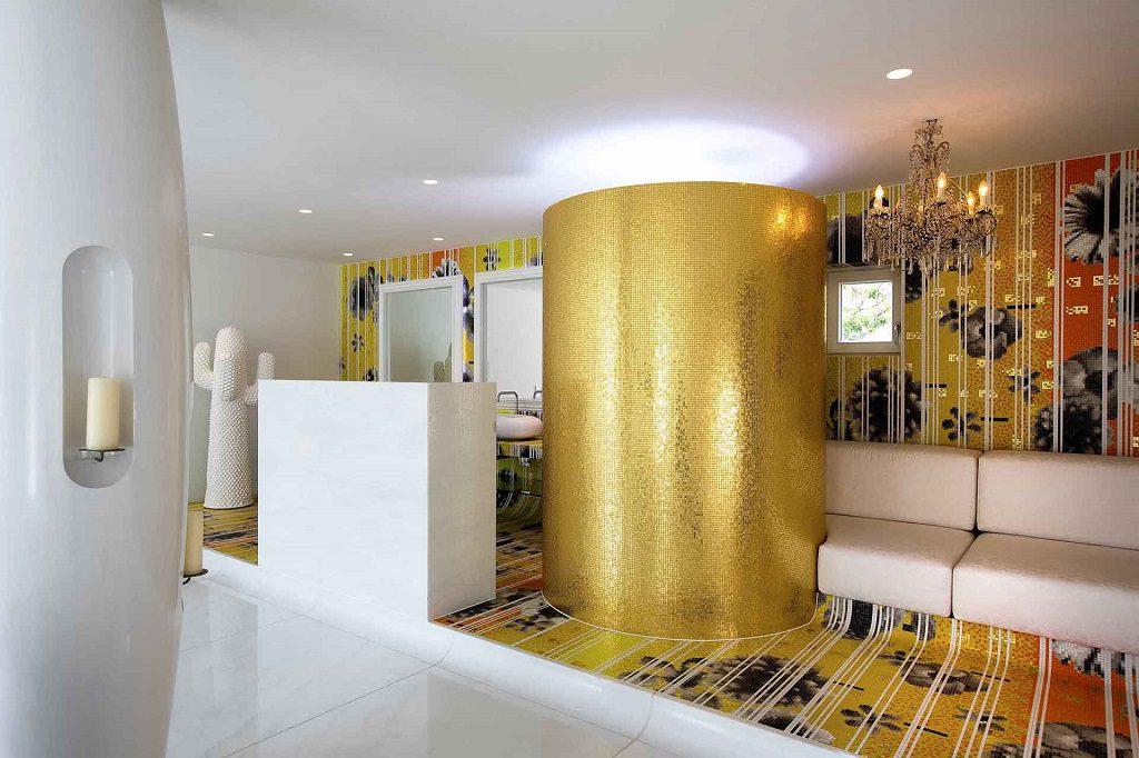 baño 14 1024x682 - Espectacular casa llena de originalidad y diseño en Son Vida, Palma de Mallorca