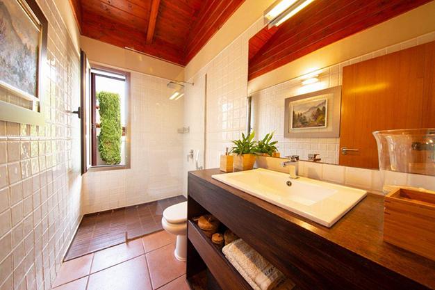 baño 2 6 - Villa con vistas al mar en Tenerife: una casa de ensueño