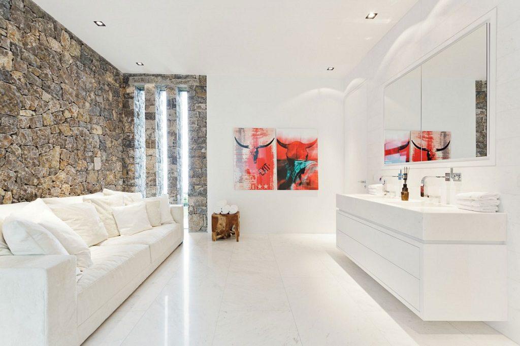 baño 43 1024x682 - Altea Hills: Villas de diseño mediterráneo con vistas al mar en Costa Blanca (Alicante)