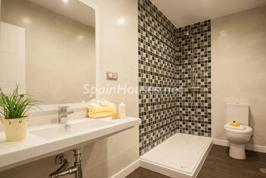 baño 44 - Home Staging de detalles cálidos en un bonito piso reformado en Cádiz capital