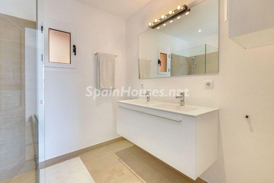 baño 52 - Terraza de sol y geniales vistas al mar en Puerto de Andratx, Mallorca (Baleares)