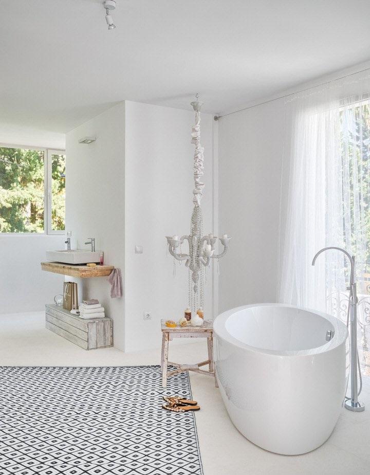 baño 53 - Serenidad minimalista y mediterránea en una genial casa en Sotogrande (Cádiz)