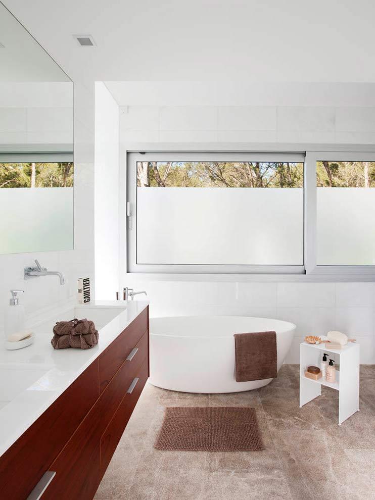 baño 60 - Diseño modular y mediterráneo en una genial casa en Pollensa (Mallorca, Baleares)