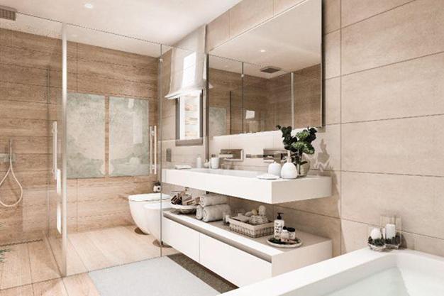 baño 68 - Ático de lujo en Mallorca: moderno, minimalista y de alto diseño