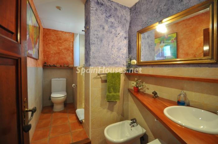 baño - Casa de la Semana: Preciosa Villa en Lloret de Mar, Costa Brava
