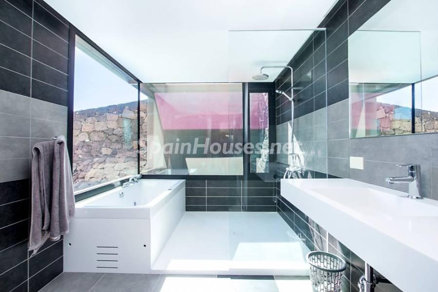 baño1 6 - Fantástica casa de diseño moderno en Monte León, San Bartolomé de Tirajana (Las Palmas)