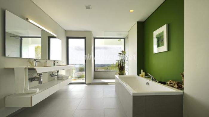 baño24 - Diseño moderno a píe de golf en una preciosa villa en Orihuela, Costa Blanca (Alicante)