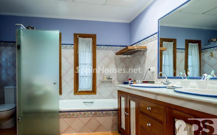 baño25 - Espectacular casa en el barrio de Triana de Sevilla, puro encanto a los píes del Guadalquivir