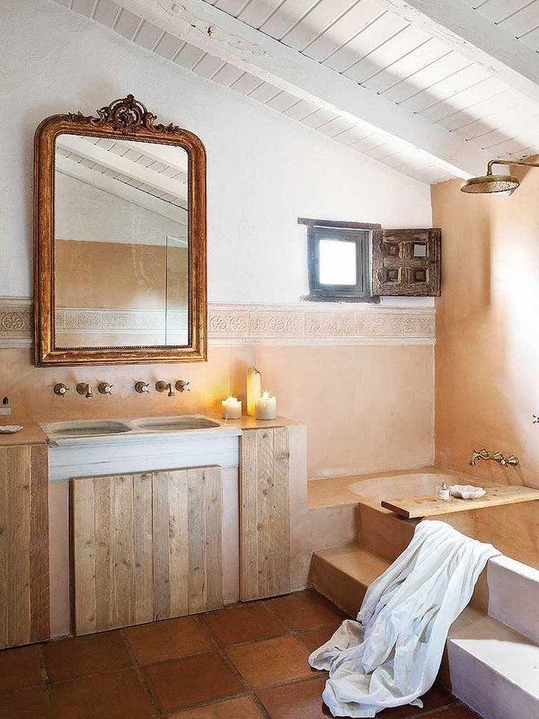baño31 - Encanto rústico y bohemio en una preciosa casa en Jávea, Costa Blanca (Alicante)