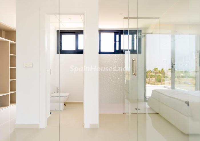 baño48 - Coqueta y luminosa casa de diseño en Guardamar del Segura (Costa Blanca, Alicante)