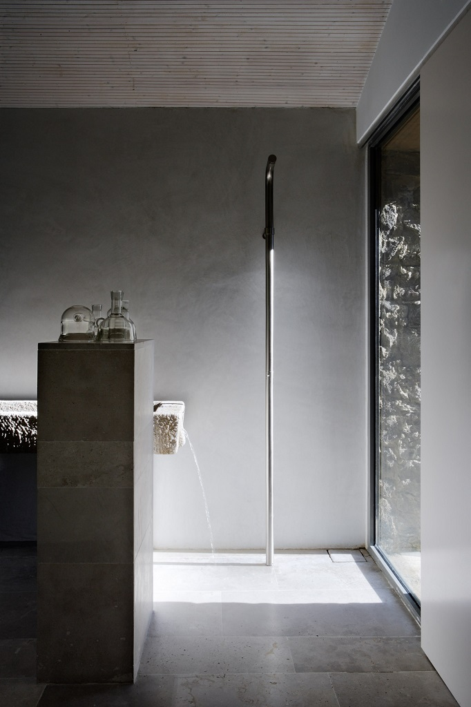 baño51 - De antiguo establo rural a fantástica casa rústica en Cáceres: un remanso de paz y naturaleza