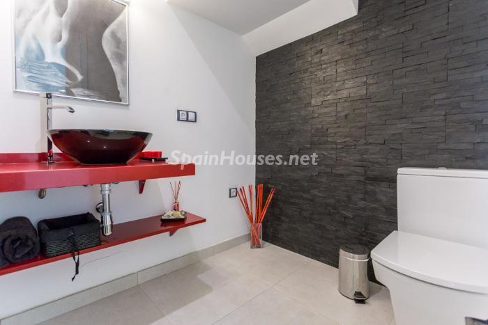 baño52 - Precioso chalet de diseño contemporáneo en Las Palmas de Gran Canaria